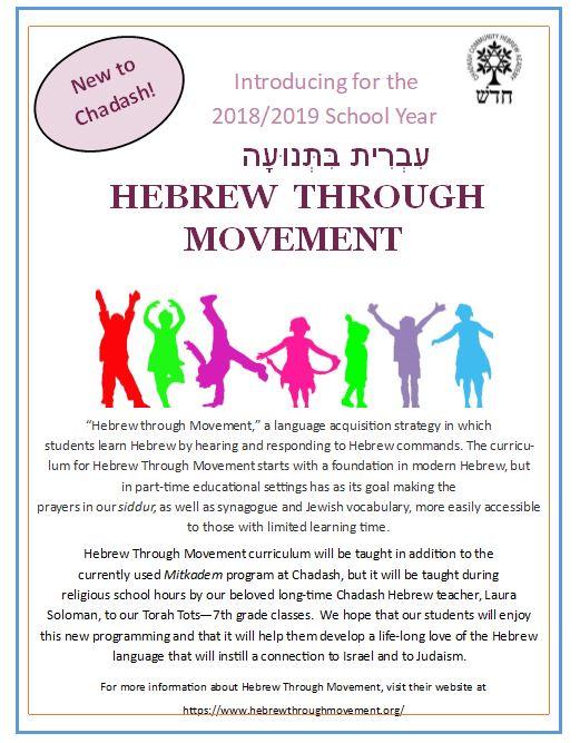 HebrewThroughMovement